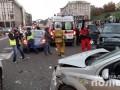 Опубликовано полное видео смертельного ДТП на Майдане