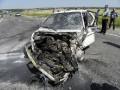 В Волынской области столкнулись три автомобиля, есть пострадавшие, среди них дети