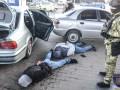 Одесские полицейские со стрельбой задержали преступную группу