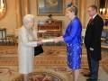 Посол Украины в Великобритании насмешила своим нарядом