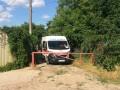 Киевлянин умер, не дождавшись скорой из-за шлагбаума, - очевидцы