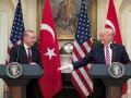 СМИ: Беседа Трампа и Эрдогана вызвала