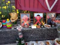 У посольства РФ в Киеве
