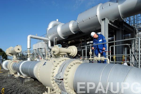 Приостановлен реверс газа из Польши
