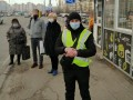 В Киеве усилили контроль за соблюдением правил карантина