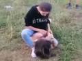 На видео показали, как девушки на Львовщине жестоко избили знакомую