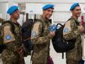 Украинские миротворцы завершили миссию в Либерии