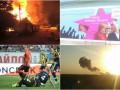 Итоги 5 августа: Взрывы в Одессе и Донецке, Путин со свастикой и победа Шахтера