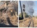 Харьков горит: Пожар начал уничтожать жилые дома