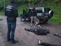 В Киеве задержали группировку, которая переправляла через границу нелегалов