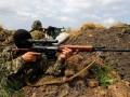 Под Донецком активизировались вражеские снайперы: Карта АТО за 19 августа