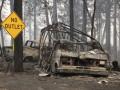 Пожары в Калифорнии: более 600 человек пропали без вести