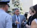 Аваков грозит повестками тем, кто пересек границу с Саакашвили