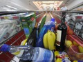 Американец устроил себе ужин в закрытом супермаркете