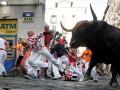В Испании на забеге быков пострадали пять человек