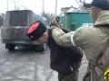 В Антраците наемники из РФ задержали