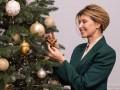 Елена Зеленская поздравила украинцев с Новым годом