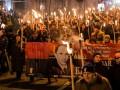Националисты собираются на ежегодный марш в Киеве