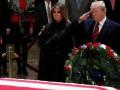 В США попрощались с Бушем-старшим
