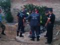 В городе Марганец ребенок упал в бетонный колодец