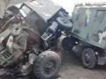 Под Харьковом военные попали в ДТП: есть пострадавшие
