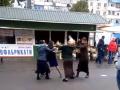 В Кременчуге женщины-ромы устроили массовую драку