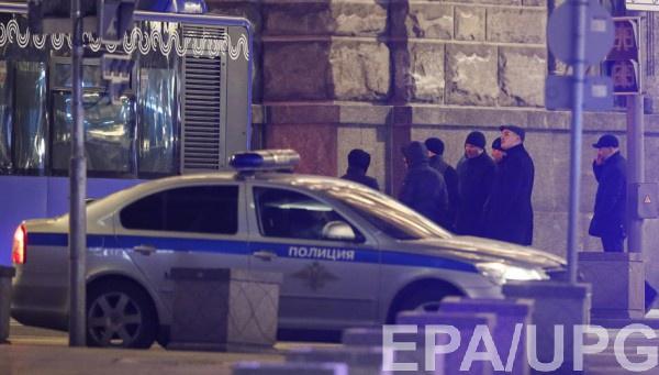РФ официально не сообщала о задержании украинских радикалов, - МИД0