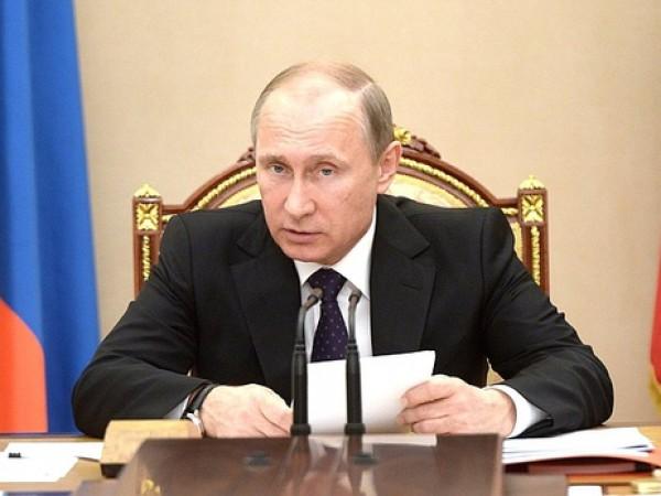 Путин и Кэмерон обсудили урегулирование ситуацию в Украине