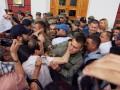 В Одессе под горсоветом произошли стычки