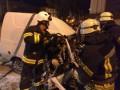 В Мариуполе авто влетело в отбойник: погибли два человека