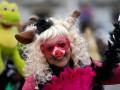 В Италии запретили похороны во время карнавала
