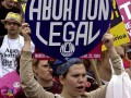 За легализацию абортов выступают большинство американцев - опрос