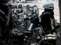 Пожар в Одессе: В руинах колледжа не нашли ни одного огнетушителя