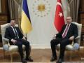 Зеленский обсудил с Эрдоганом его визит в Киев