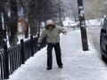 В Киеве от гололеда за выходные пострадали 112 человек - СМИ
