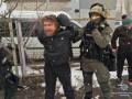 В Киеве полиция и спецназ задержали вооруженную банду наркоторговцев