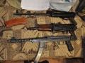 СБУ задержала в Николаеве группу торговцев оружием