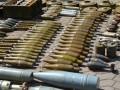 Выявлен крупнейший арсенал оружия – штаб ООС