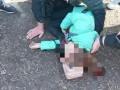 В Запорожье девочку убило статуей Маша и медведь