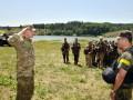 В Донецкой области для АТО создали батальон милиции