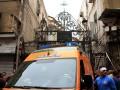 В Египте подорвался террорист-смертник: погибли семь человек
