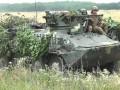 Два бойца ВСУ получили ранения на Донбассе