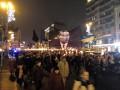 В Киеве прошло факельное шествие по случаю Дня рождения Степана Бандеры