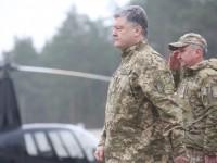 Порошенко рассказал о чистках в СБУ и реформах по стандартам НАТО