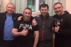 Было время отдохнуть: Насиров сделал фото с сокамерниками