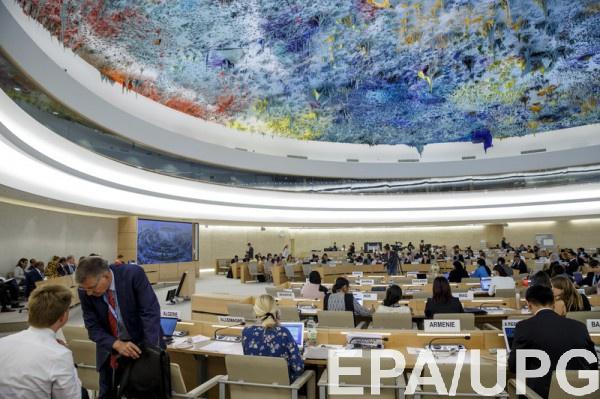 В ООН высказались о пенсиях для Донбасса