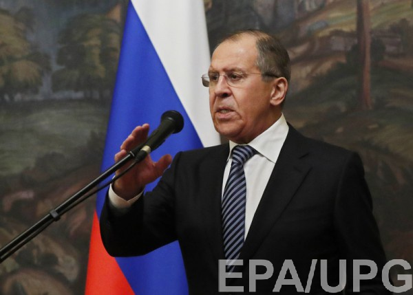 Лавров объявил о зеркальной высылке дипломатов из России