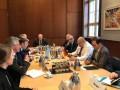 Министр энергетики Украины встретился с немецким коллегой