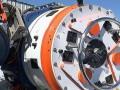 В Одесской области установили самый большой в Украине телескоп