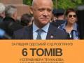 За одно заседание суд рассмотрел 6 томов дела Труханова